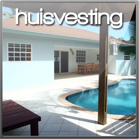 Vakantie huis huren Aruba
