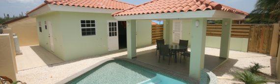 Vakantie bungalow Aruba Divi Divi