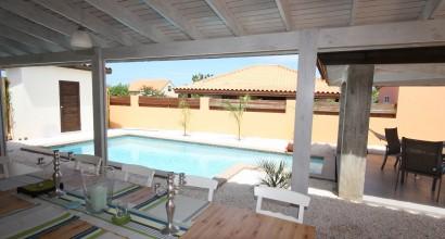 Vakantie villa Aruba Jamanota