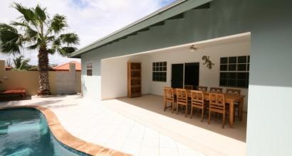 Vakantie villa Aruba Cadushi