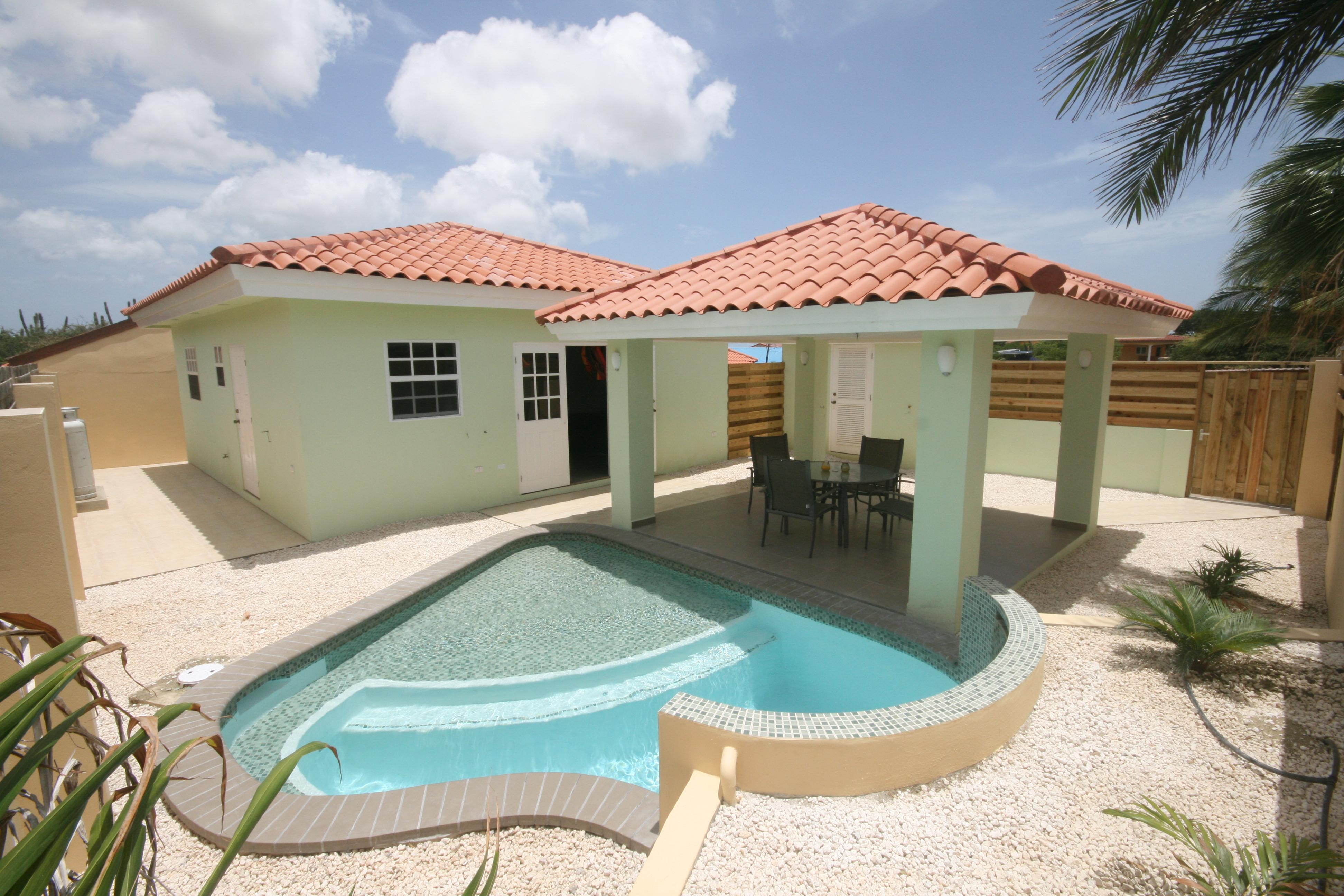 Huizen Aruba - Appartementen Aruba - Huis Aruba - Villa Aruba huren